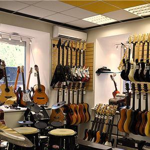 Музыкальные магазины Буланаша
